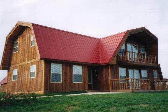 Modular horse barns with apartments joy studio design for Barn style modular homes