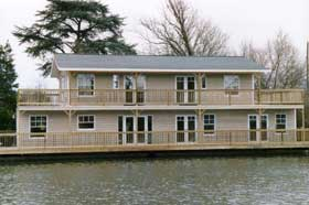 England - Lancaster Boat House