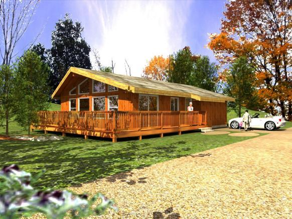 Prefabricated homes prefab houses double s homes bc canada for Cabin plans canada