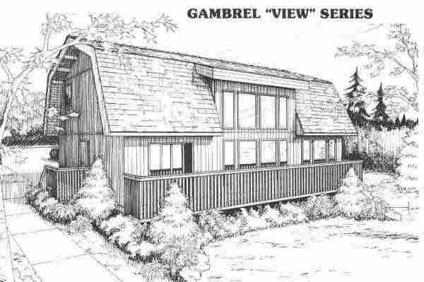 Gambrel View