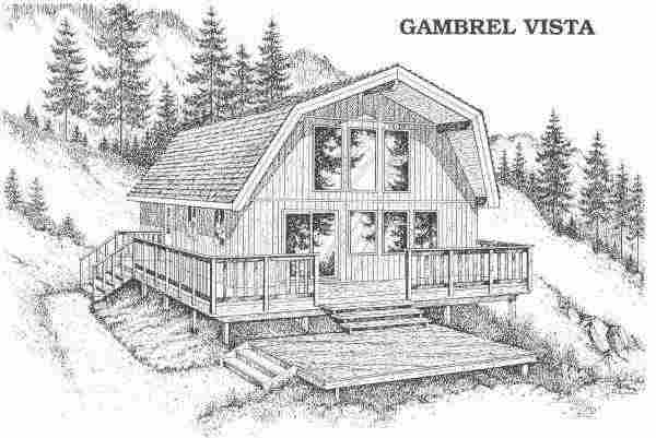 Gambrel Vista