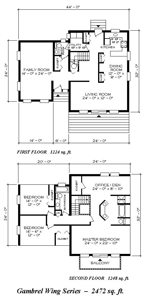 T shaped home floor plans for T shaped floor plans