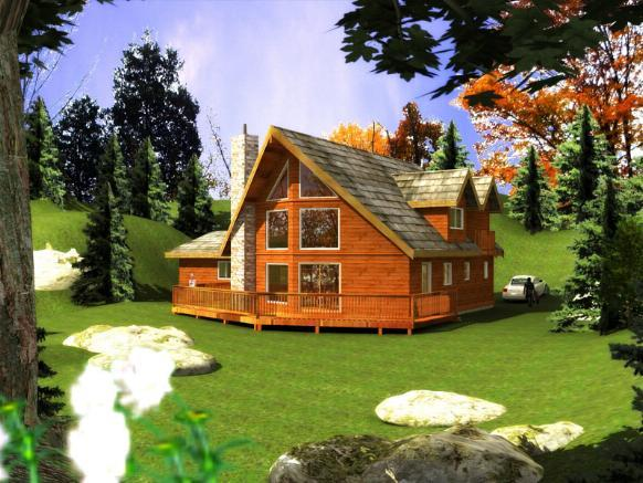 Prefabricated homes prefab houses double s homes bc canada for Home designs bc
