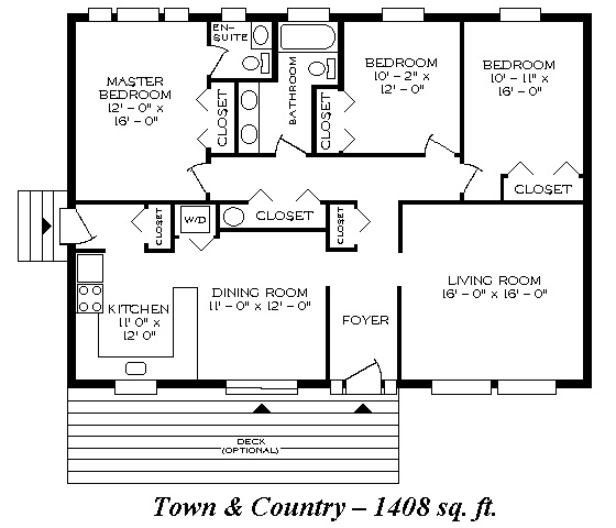 Simple floor plan with a low slope roof pictures Low pitch roof house plans